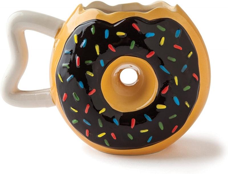 17. BigMouth Inc Donut Mug