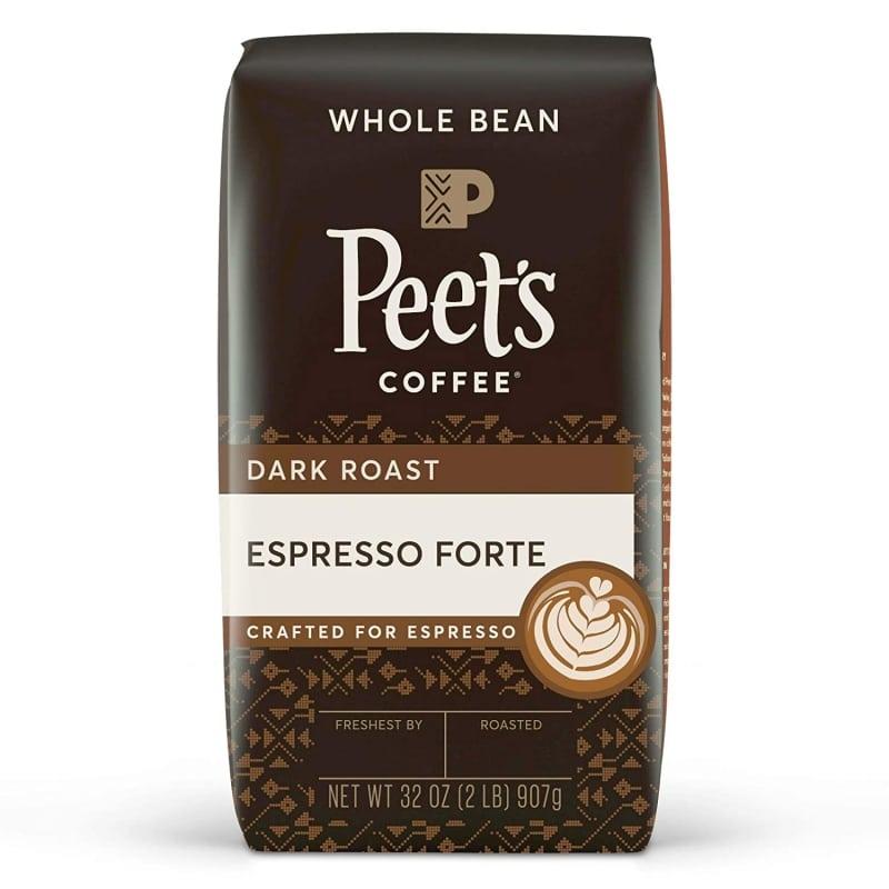 12. Peet's Coffee Espresso Forte