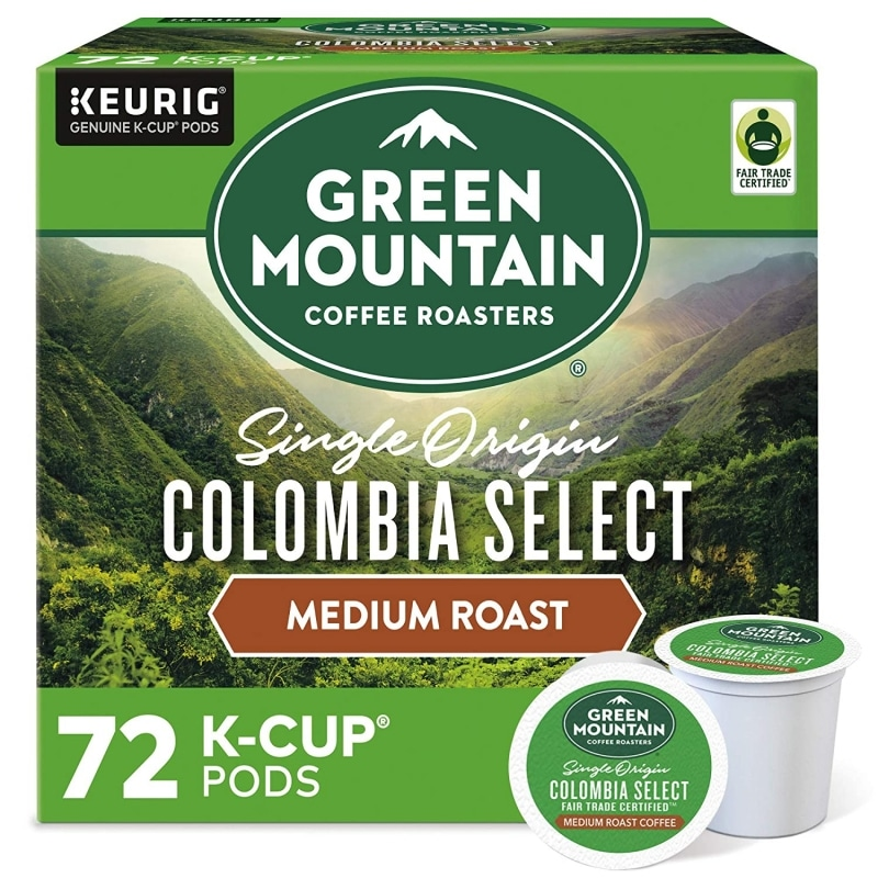 13. Green Mountain Coffee Roasters Colombia Select