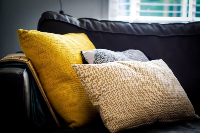 2. Pillows