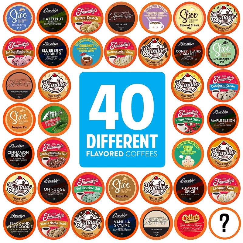 14. Two Rivers Coffee Pods