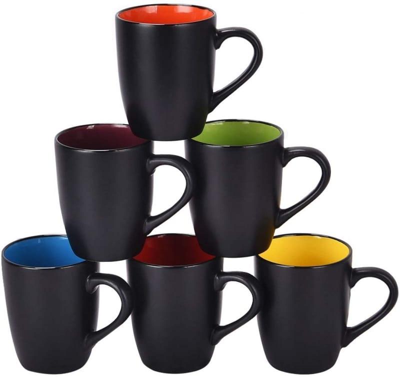 16. Multiple Colors Inside Hyltd Coffee Mug Set