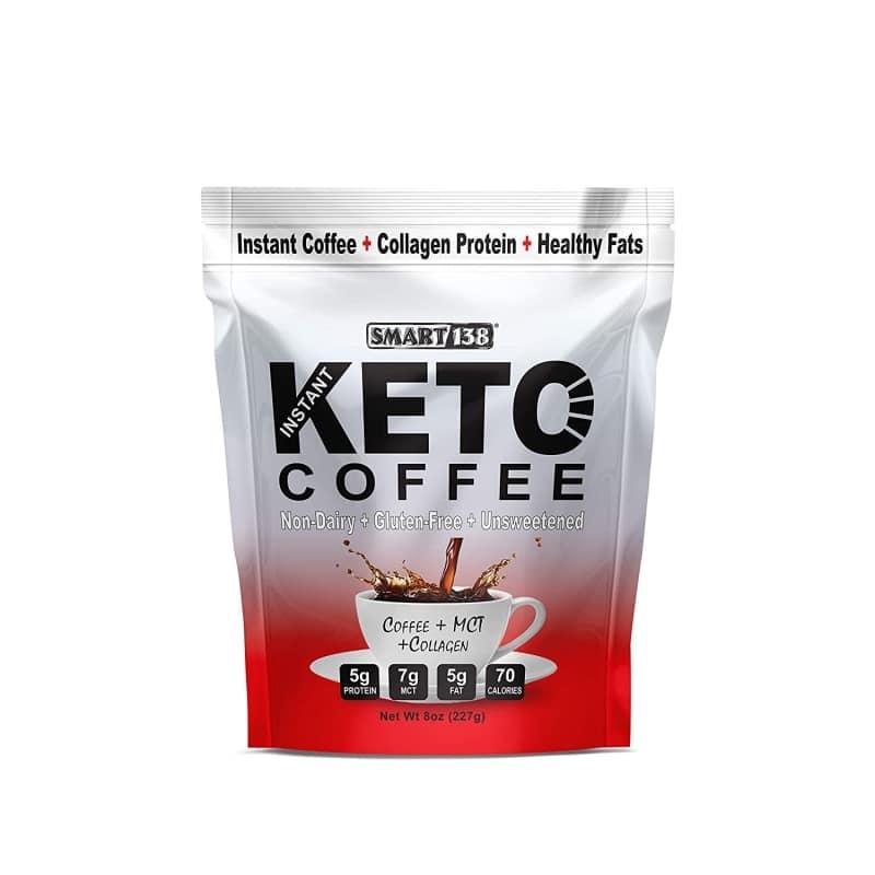2. Keto Coffee Instant Ketogenic Diet Coffee