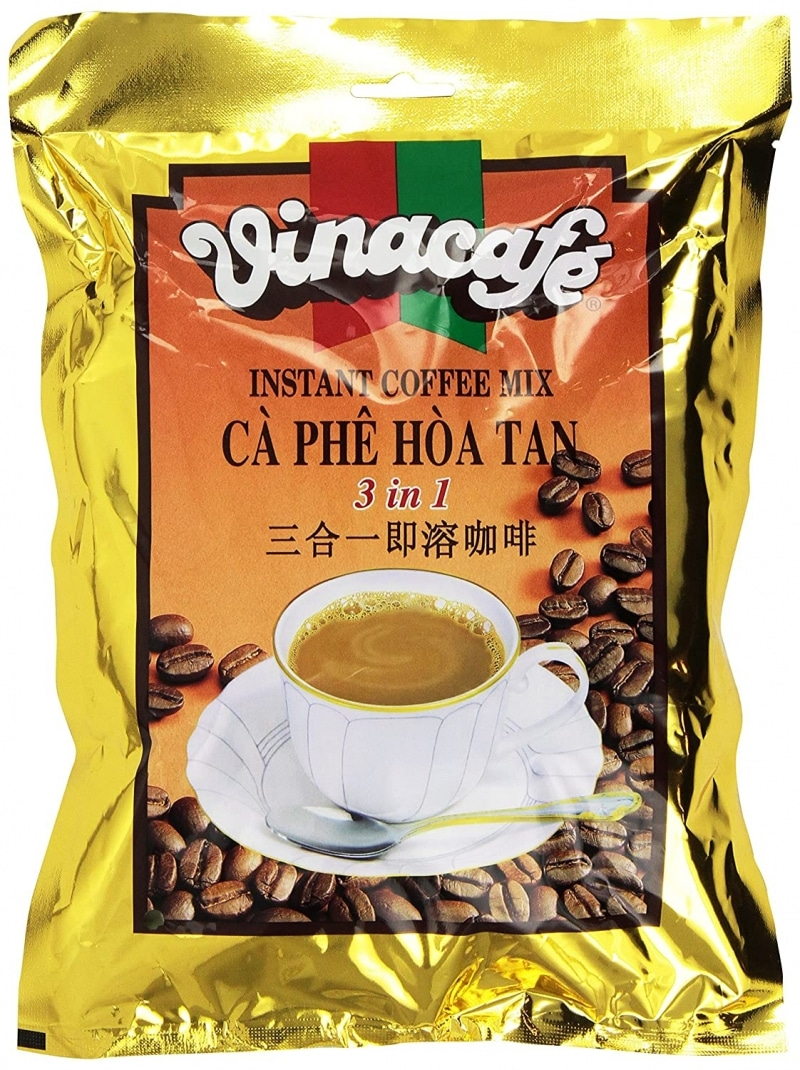 2. Vinacafe Instant Coffee Mix
