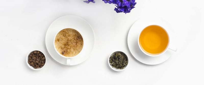10 Important things you do not want to miss between coffee and green tea