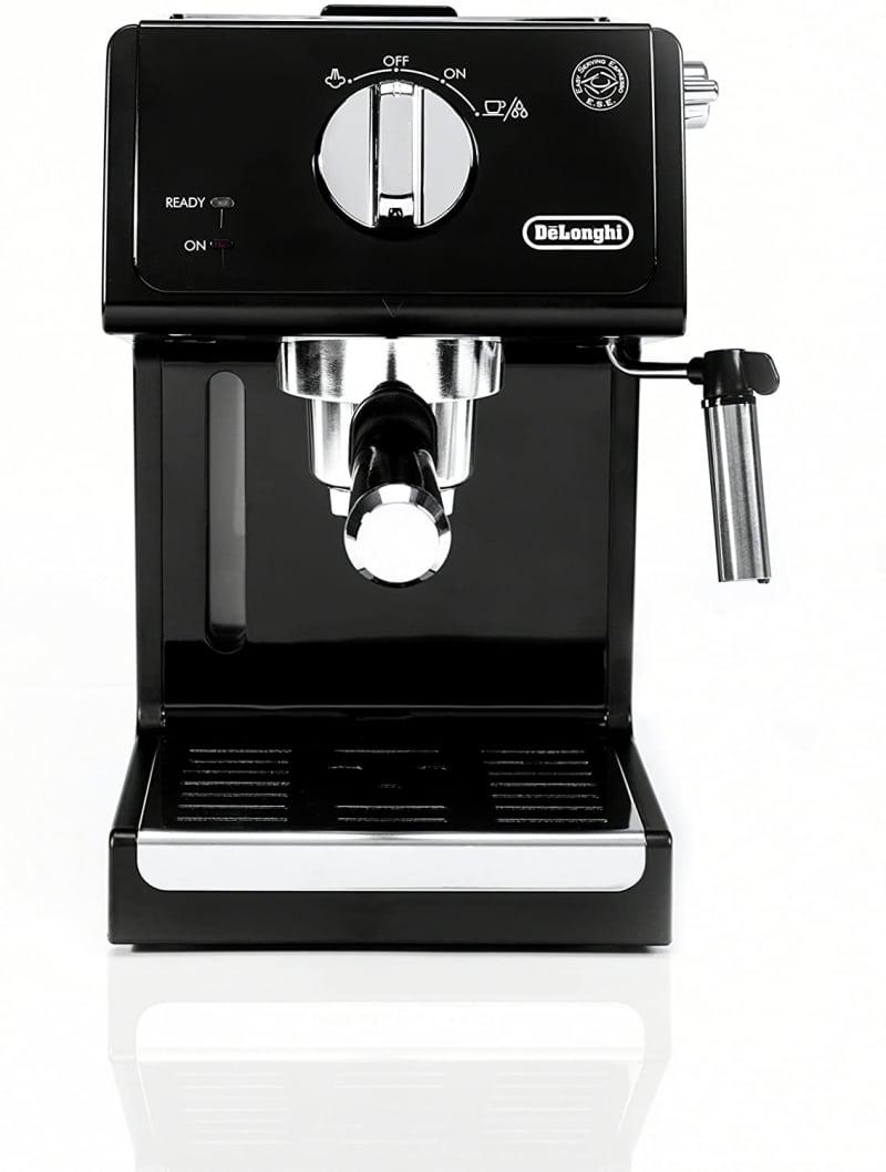 3. De'Longhi ECP3120 Espresso and Cappuccino Machine