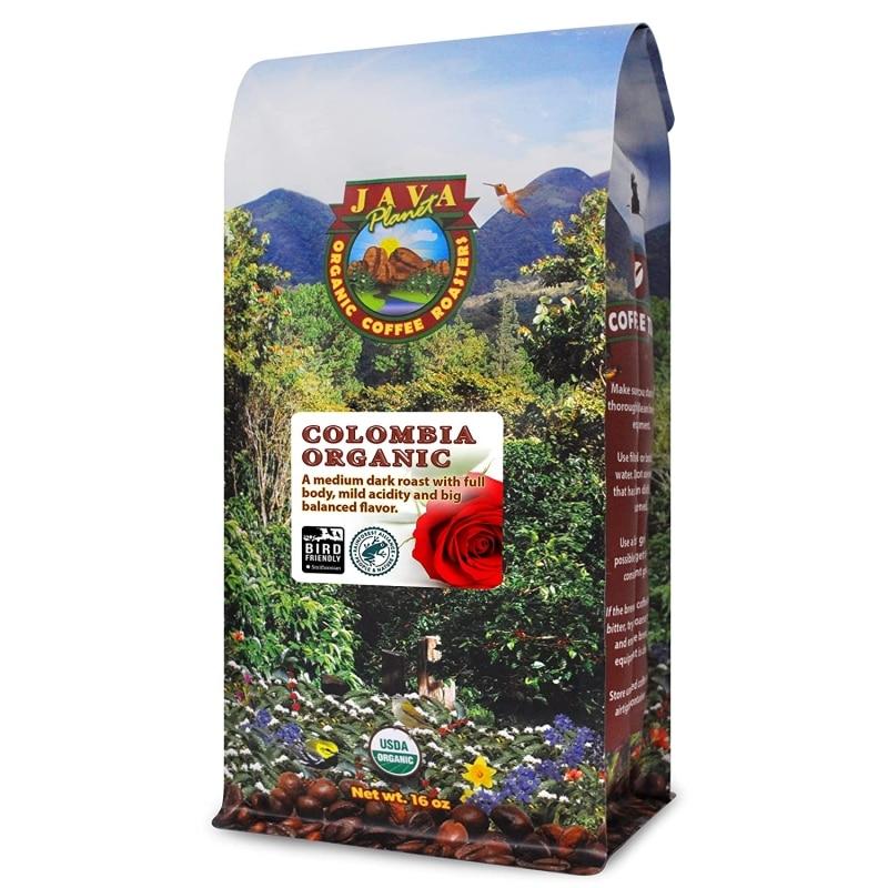 3. Java Planet, Organic Coffee Beans