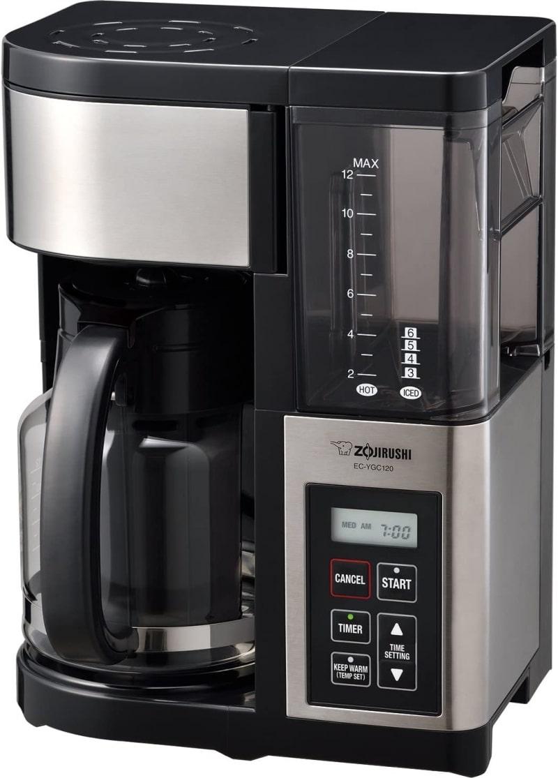 3. Zojirushi EC-YGC120 Coffee Maker