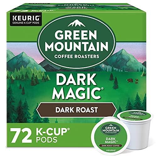 4. Green Mountain Coffee Roasters Dark Magic