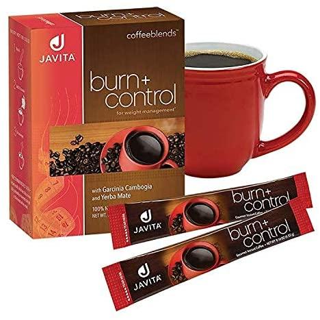 4. Javita Burn + Control Coffee