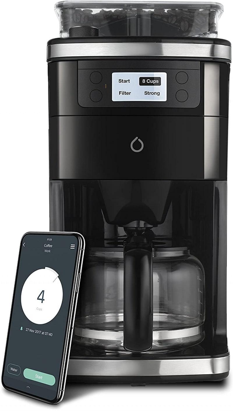4. Smarter SMC01 iCoffee Remote Brew App