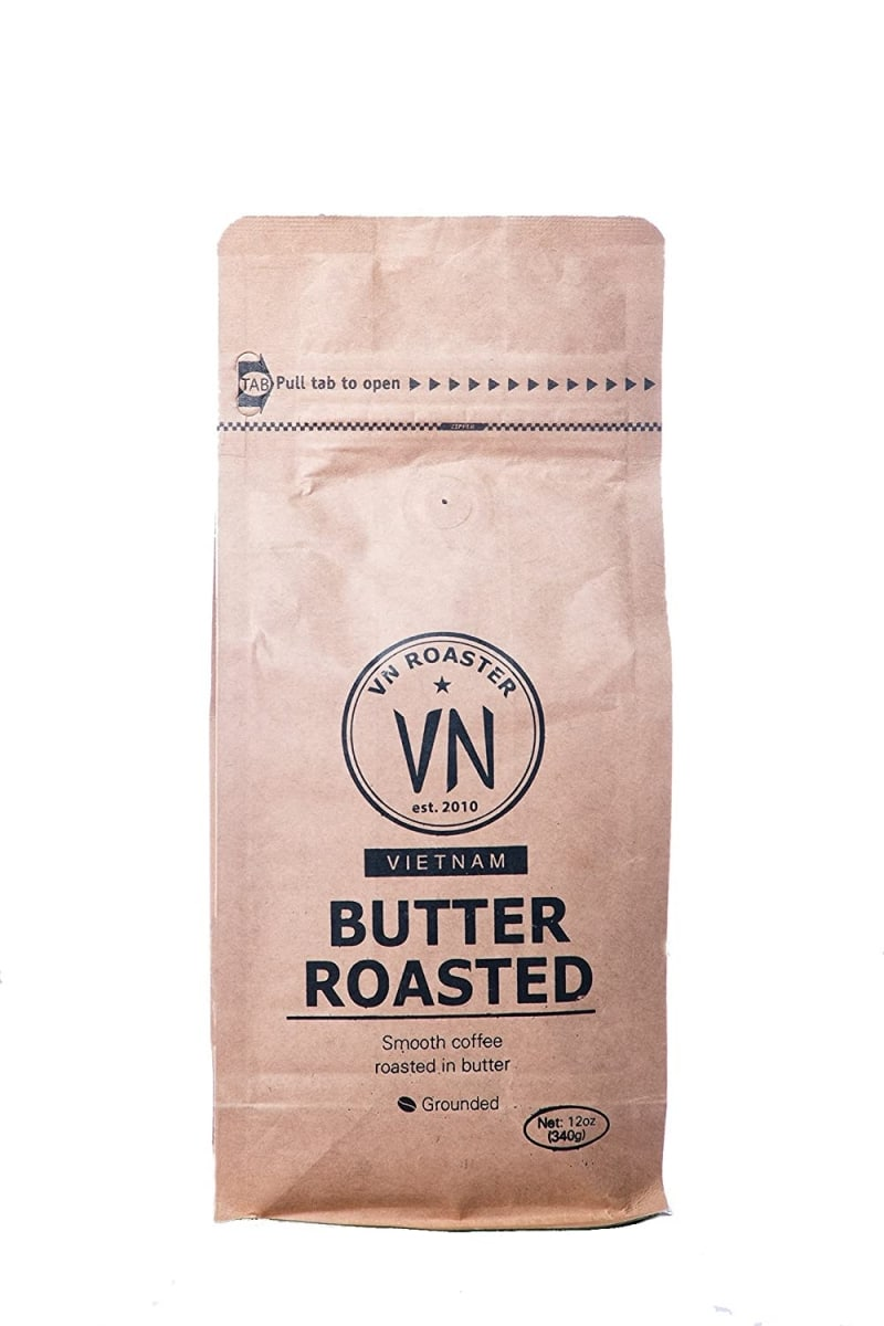 4. VN Roaster Butter Roasted Authentic Vietnamese Coffee