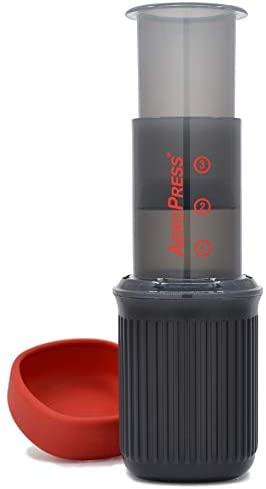4. AeroPress Go Portable Travel Coffee Press