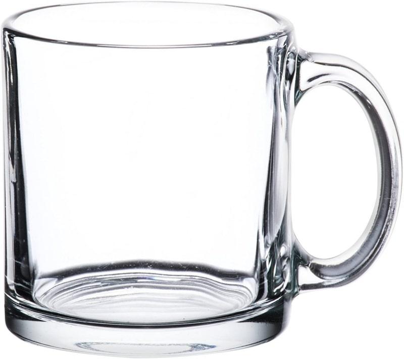 4. Libbey Crystal Glass Mug