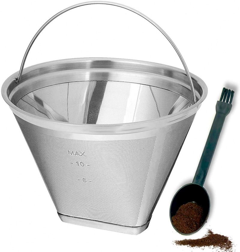 4. YEOSEN coffee filter 4 cone coffee filter