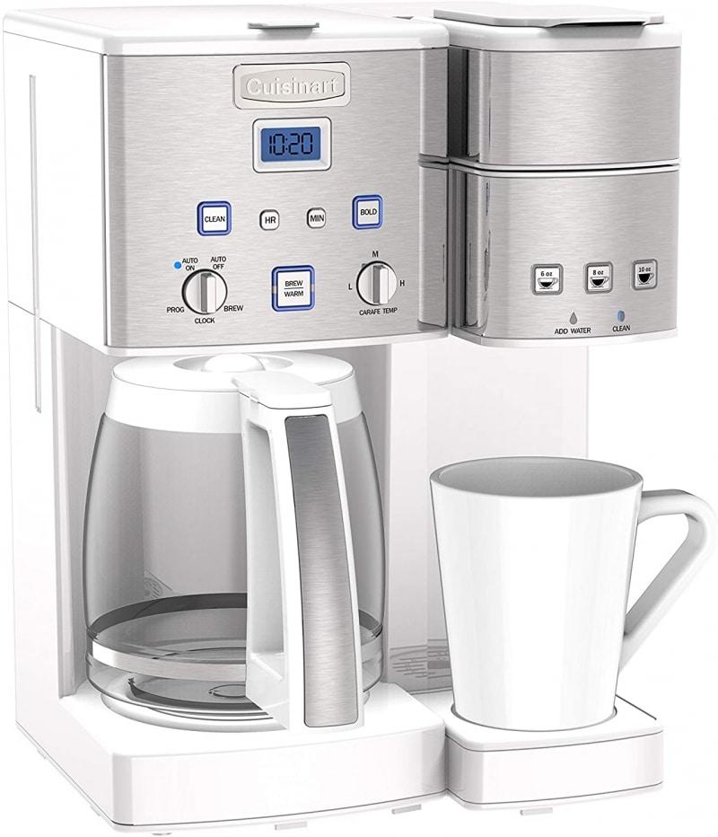 5. Cuisinart SS-15W Maker Coffee Center 12-Cup Coffeemaker