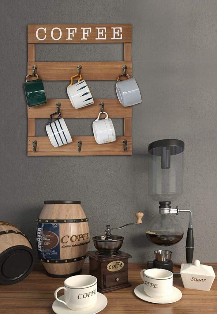 8. EMAISON Coffee Mug Holder