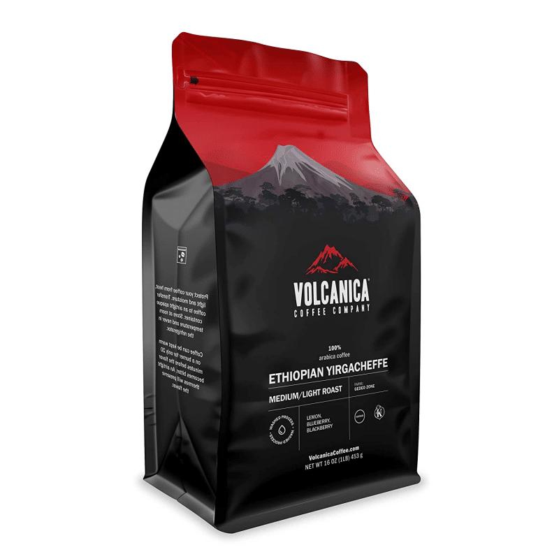5. Ethiopian Coffee, Yirgacheffe