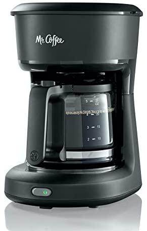 5. Mr. Coffee 2129512, 5-Cup Mini Brew Switch Coffee Maker