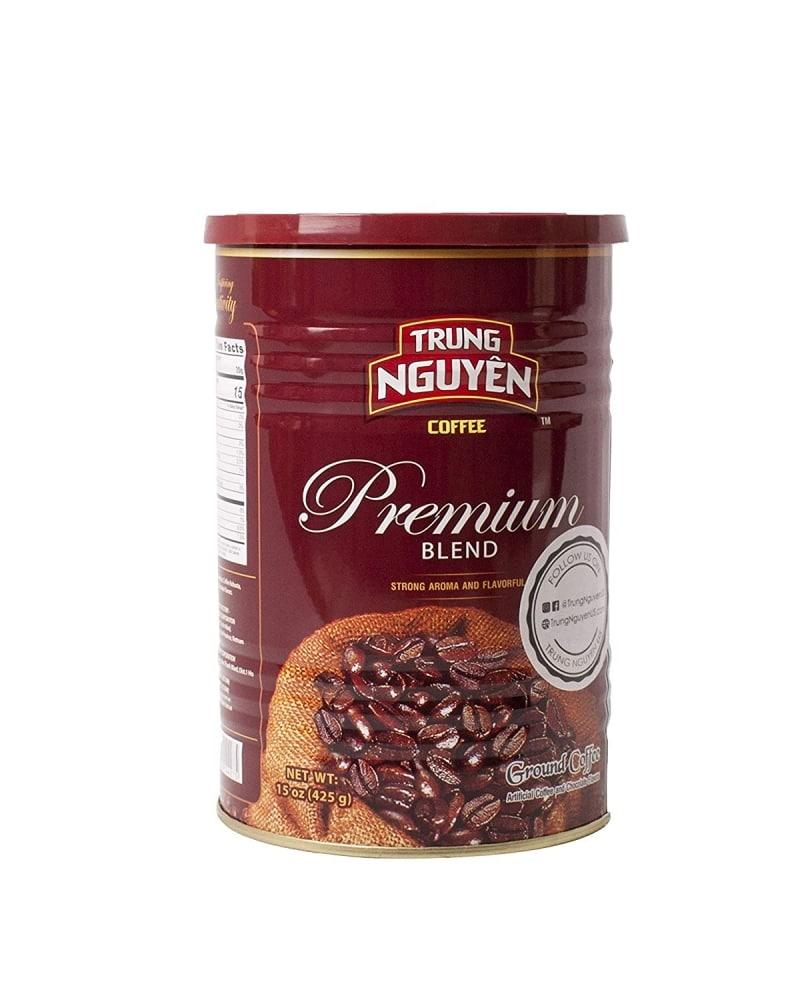 5. Trung Nguyen Vietnamese Coffee Beans
