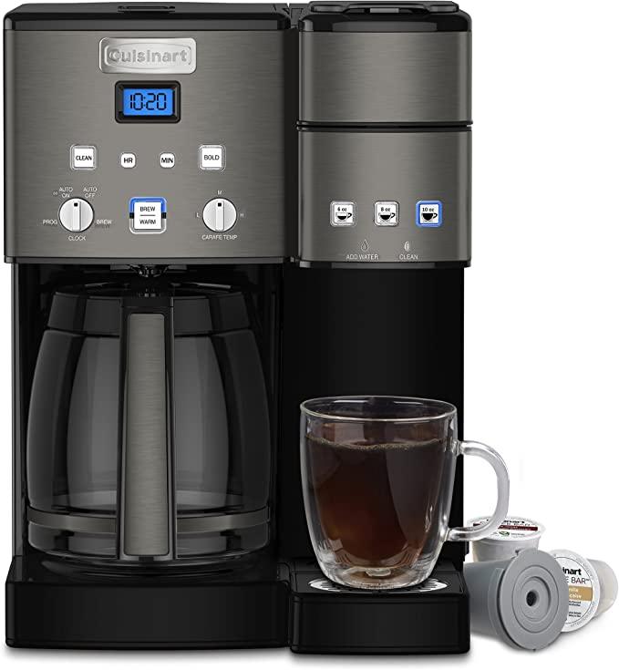 5. Cuisinart SS-15BKS Coffee center Maker