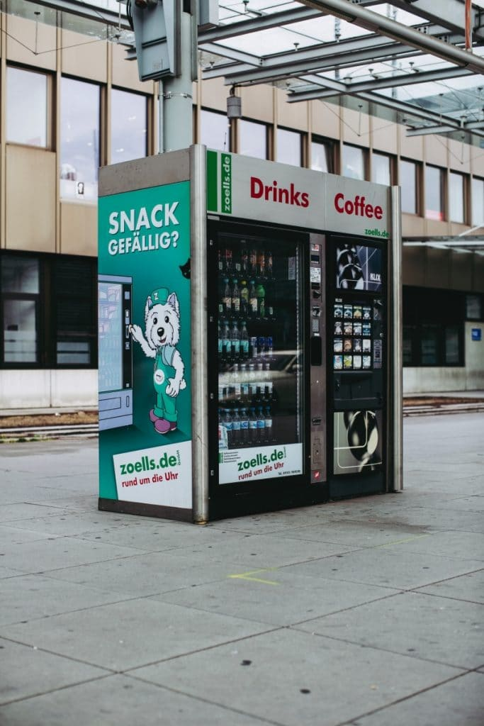 How Much Is A Coffee Vending Machine?