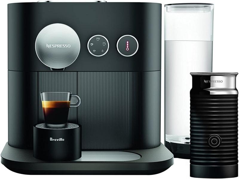 6. Breville-Nespresso USA BEC750BLK Nespresso Expert