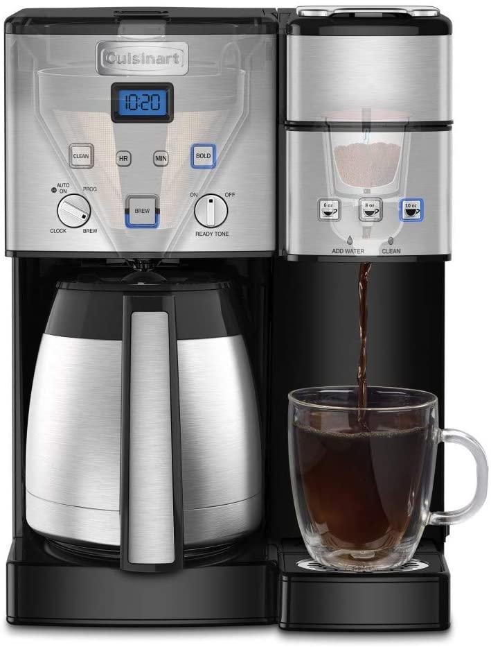 6. Cuisinart SS-20P1 Coffee Center