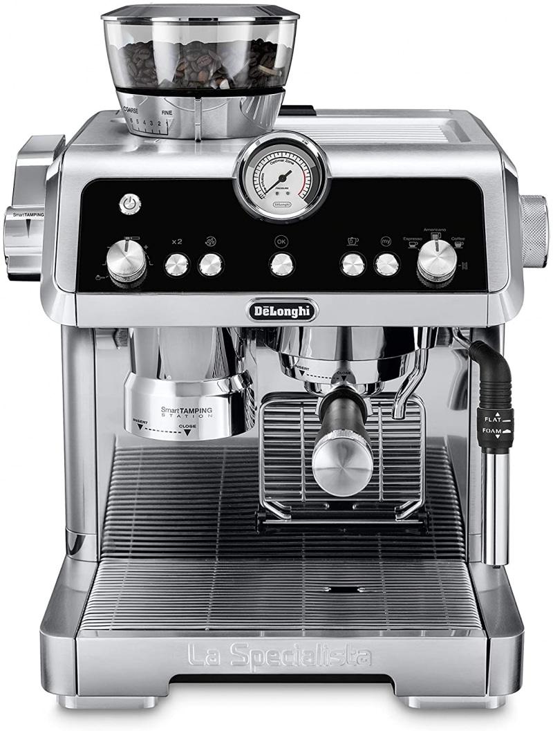 6. De'Longhi La Specialista EC9335M Espresso Machine