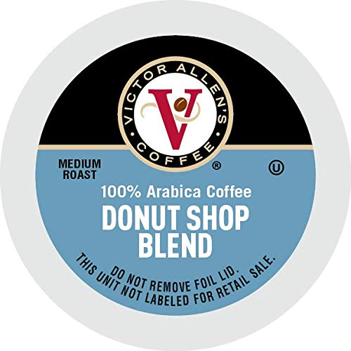 6. Victor Allen's Medium Roast Coffee Pods