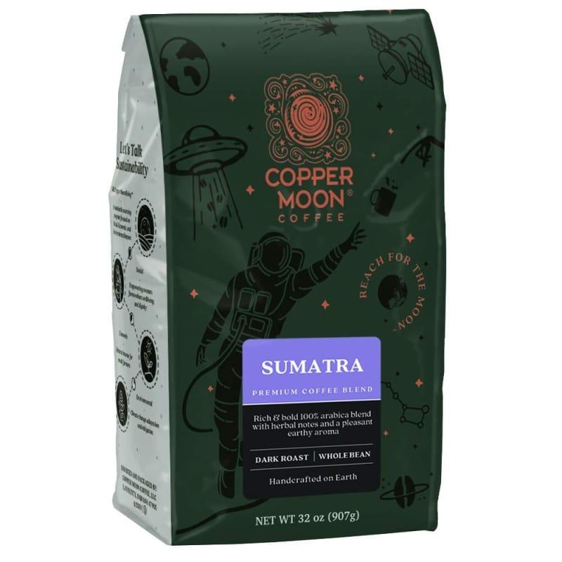 6. Copper Moon Sumatra Blend