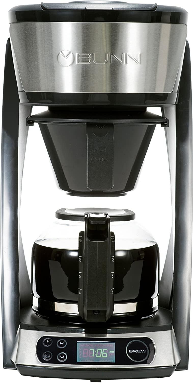 7.  BUNN Heat N Brew Programmable Coffee Maker