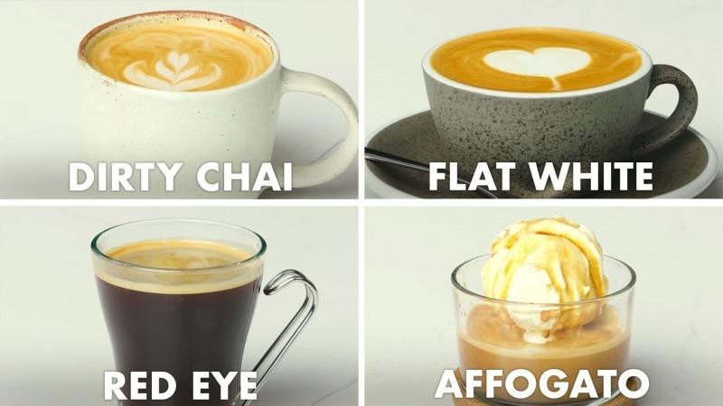 5. Flexibility in drinking coffee