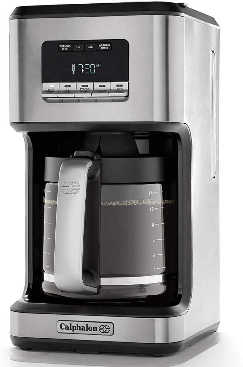 8. Calphalon Programmable Best Drip Coffee Makers