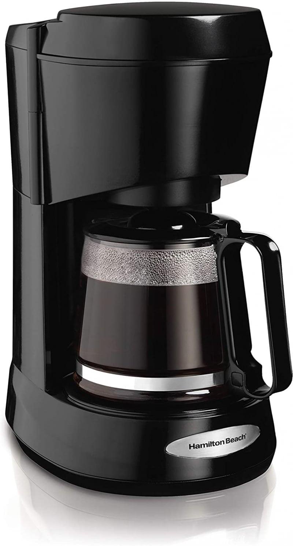 8. Hamilton Beach 5-Cup Switch Coffee Maker