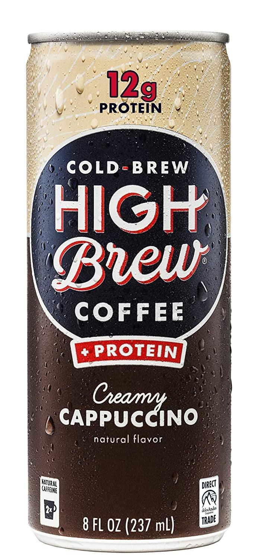 8. High Brew Coffee
