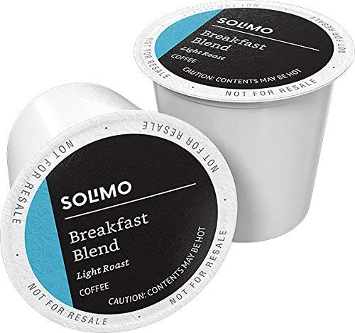 8. Solimo Light Roast Breakfast Blend