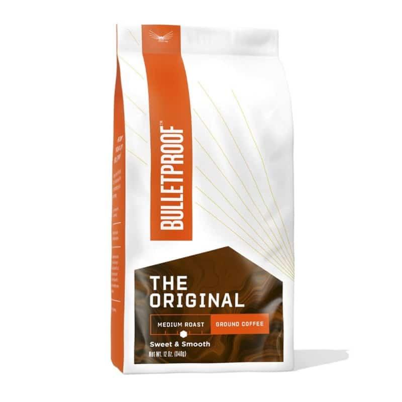 8. The Original Bulletproof Ground Coffee