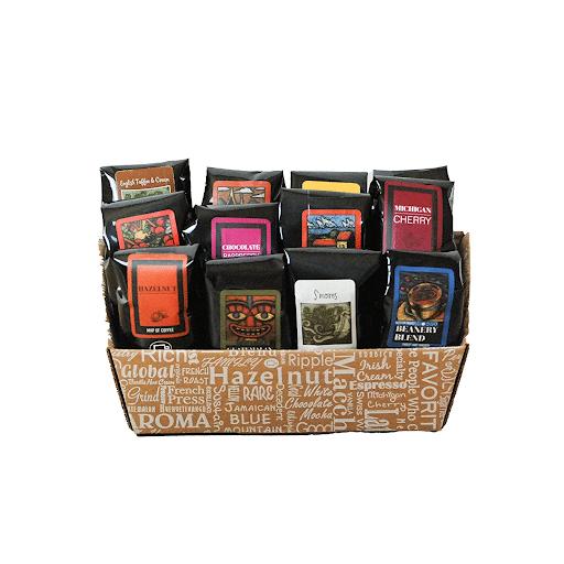 9. Indulgent Coffee Selection Gift Box