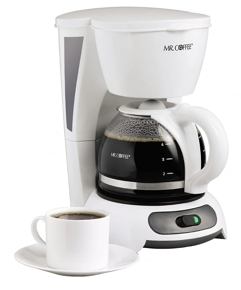 9. Mr. Coffee Switch Coffee Maker