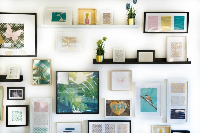 7. Prints and Art