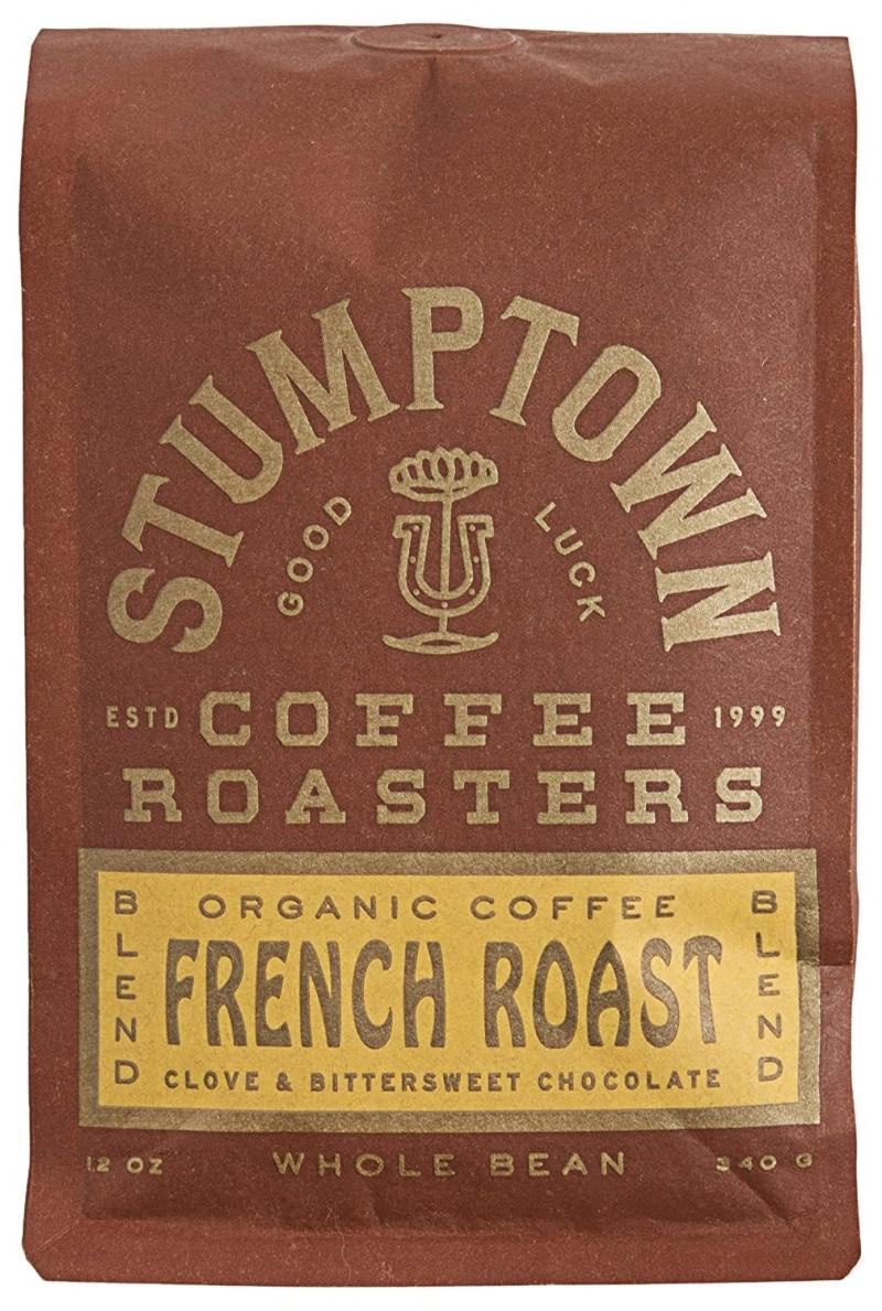 9. Stumptown Coffee Roasters, French Roast whole bean