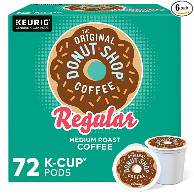 9. The Original Donut Shop K-Cup Pods