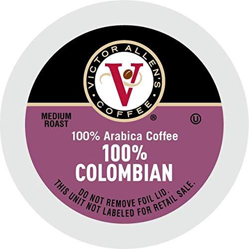 9. Victor Allen's 100% Colombian Single-Serve K-Cup Coffee
