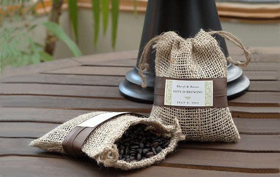 10. Caffeinated Favors