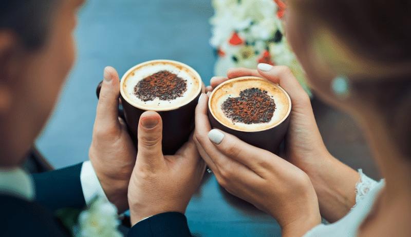 10 Creative Ways To Serve Coffee At The Wedding intro