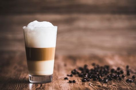 How many calories does this latte have?