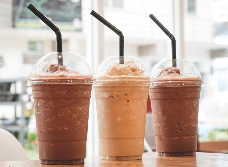 5. Offer Iced Blend Coffee At Your Wedding