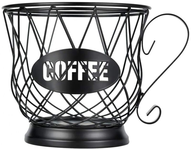 1. K Cup Coffee Pod Holder Organizer