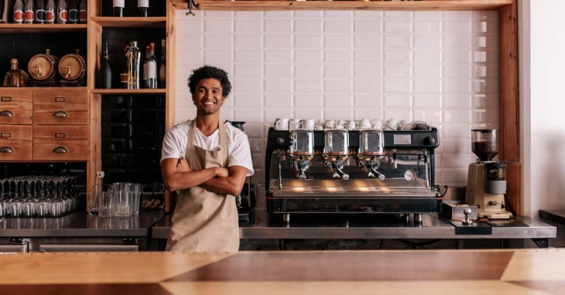 10. Place Your Coffee Equipment At The Right Place